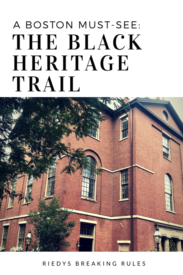 The Black Heritage Trail